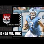 Virginia Cavaliers at North Carolina Tar Heels   Full Game Highlights